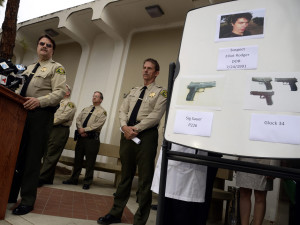 Shooting rampage in Isla Vista, California